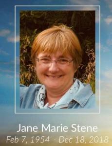 Jane Marie Stene