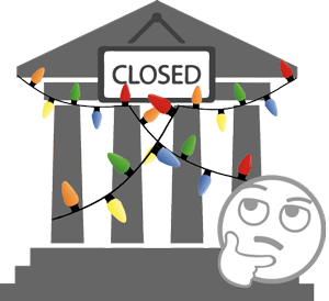 Closing County Courthouses & Offices