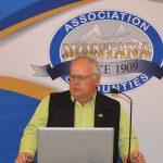 2020-2021 MACo President, Doug Martens, Rosebud County Commissioner