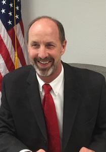 Ravalli County Commissioner, Greg Chilcott